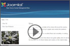 Joomla 1.6 Beta Preview Course Trailer